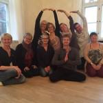 Stolte yogalærere